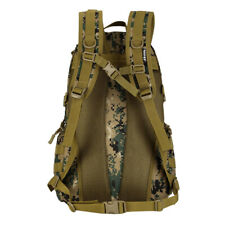 35L Multi-use Rucksack MOLLE Bag Backpack Outdoor Camping Hiking Travel Daypacks