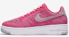 Nike AIR FORCE-1 ULTRA FLYKNIT LOW WOMEN'S SHOE Prism Pink-Size US 11,11.5 Or 12