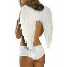 Angel Feather Wings Props Costume Halloween Costume Party Kids Girl Decorations