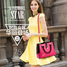 Fashion Lady Hobo Bag Handbag Shoulder Bags Tote Purse PU Leather Hobo Handbag