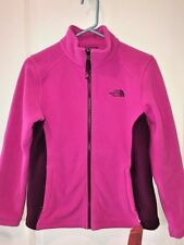 The North Face Girls Khumbu 2 full zip Fleece Jacket-NWT
