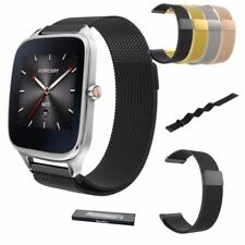 for ASUS Zenwatch 2 Watch Band,  Bandkin Milanese Stainless Steel Bracelet Strap