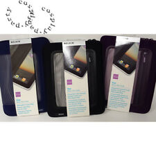 iPad Air w/Retina & 4/3/2/1 Belkin Vue Neoprene Sleeve Soft Pouch Case Cover NEW