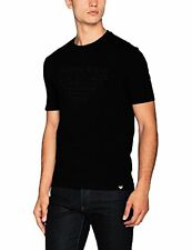 Armani Jeans Men's Plus SZ Tonal Eagle Logo T-Shirt - Choose SZ/Color