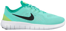 Nike Free RN Run Running Sport Shoes Trainers Sneaker turquoise 833993 300 SALE