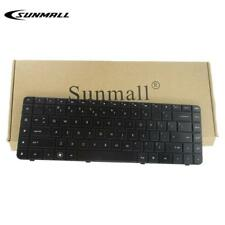 New Keyboard for HP G56 G62 Compaq Presario CQ56 CQ62 Black US 595199-001
