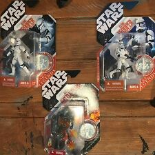 Hasbro Star Wars Saga Legends Action Figures