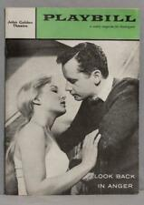 Vintage Playbill Look Back In Anger John Golden Theatre July 21 1958 drt