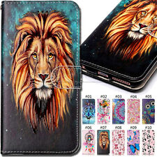 For Apple iPhone 6S Plus Wallet Shockproof PU Leather TPU Stand Card Case Cover