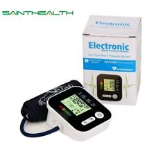Portable Arm Blood Pressure Pulse Monitor Digital Upper Blood Pressure Monitor M