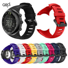 Fashion Replacement Sports Silicone Bracelet Strap Watch Band For Suunto Core