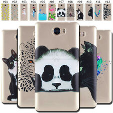For Huawei Silicone Rubber Skin TPU Soft Case Cover Protective Shockproof Back