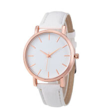 Fashion Women Casual Watches Stainless Steel Quartz Leather Analog Wrist Watch