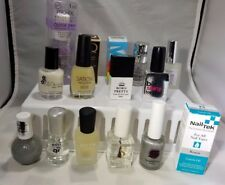 Nail Polish - Top Coat & Base Coat & Cuticle Oil