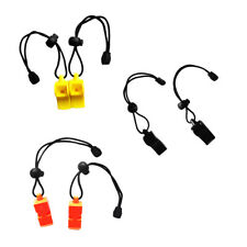 2Pcs Mini Whistle Sports Camping Hiking Diving Survival Emergency Gear Tool