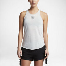 Nike HURLEY DRI-FIT MOONRISE VEST WOMEN'S TANK Grey Heather - Size XS, S, M Or L
