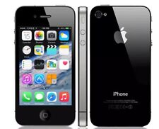 Original Apple Iphone 4 Cell Phone Mobile iOS7 GPS WIFI 3G  8GB 16GB 32GB