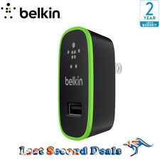 BELKIN BOOST IT UP 2.4A HOME CHARGER, 2YR WTY