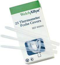 Welch Allyn SureTemp Thermometer Probe Covers, #05031. Available in Packs To Buy