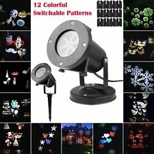 Waterproof IP65 Moving Laser Landscape Projector LED Lights Outdoor Xmas Lamp