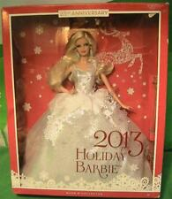 Holiday Barbie 2013 25th Anniversery Edition New in Box