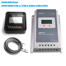 solar 10A 20A 30A 40A MPPT Solar Panel Charge Controller Regulator OR MT50 ❀H