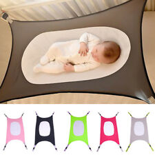 Baby Hammock Newborn Baby Infant Bed Elastic Detachable Baby Crib Safe New