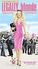 Legally Blonde (VHS, 2001) - Reese Witherspoon
