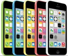 Original Unlocked Apple iPhone 5C Mobile 4.0 inch IPS 8GB/16GB/32GB Cell Phone