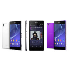 Unlocked Smartphone Sony Ericsson Xperia Z2 D6503 16GB 20.7 MP 4G LTE Android