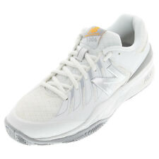 NEW BALANCE | Women`s 1006 D Width Tennis Shoes White and Silver | WC1006WSD-S17