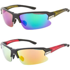 MENS XLOOP BASEBALL Cycling WRAP SPORTS RUNNING DESIGNER SUNGLASSES Golfing