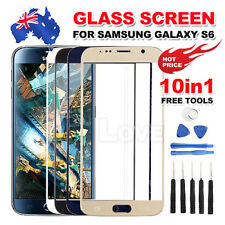 Outer Screen Front Lens For Samsung Galaxy S6 G9200 Replacement Glass AU STOCK