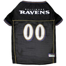 Baltimore Ravens Licensed NFL Pets First Dog Pet Mesh Jersey XS-XXL NWT
