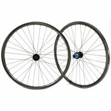 "Tune 29 "" Skyline Wheelset AX-Lightness Tubular - Black - Wheel Set"