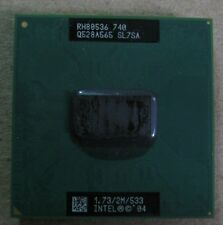Intel Pentium M PM 740 1.73Ghz 2MB 533 SL7SA 478M Laptop Mobile CPU Processor