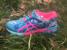 ASICS GEL NOOSA TRI 11 GS RUNNING SHOES TRAINERS OCEAN DEPTH/PINK GLOW/LAPIS