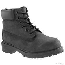Timberland Junior 6-Inch Premium Waterproof Boots Black 12907