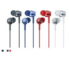 Headphone For Sony MDR-EX250AP With remote control and microphone In-ear
