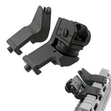Front and Rear 45 Degree Offset Rapid Transition BUIS Backup Iron Sight Set