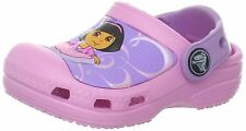 crocs 14624 Cc Dora Ballet Clg - K CC Clog (Toddler/Little- Choose SZ/Color.