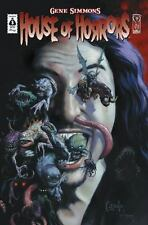Gene Simmons House of Horrors by Leah Moore, Rob nice!