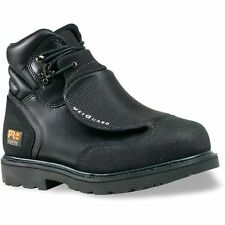 The Timberland Company 40000 Pro Mens GUARD Black Steel Toe Boots 6.5