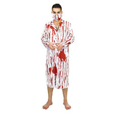 Halloween Party Bloody Doctor Nurse Scary Zombie Costume Fancy Dress Set Couples