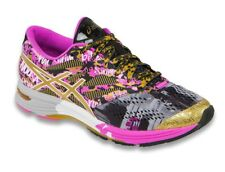 NEW ASICS GEL NOOSA TRI 10 GR GOLD RIBBON WOMEN'S RUNNING SHOES 100% AUTHENTIC