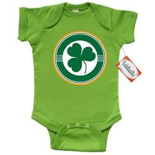 Inktastic Shamrock Clover St Patricks Vintage Infant Creeper Day Paddys Holiday