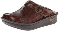 Alegria  SEV-574 Womens Seville Clog (Caiti  Brown- Choose SZ/Color.