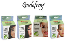 Godefroy INSTANT EYEBROW TINT Natural Gel Colorant 3-Application Kit  FREE SHIP!