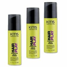 3pcs KMS HAIRPLAY Molding Paste 150ml. FAST FREE SHIPPING in CANADA