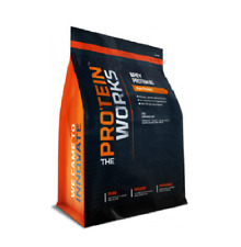 THE PROTEIN WORKS: WHEY PROTEIN 80 (CONCENTRATE), 500g/1kg/2kg/4kg